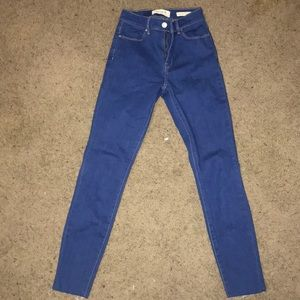 PACSUN - HIGH-RISE ANKLE JEGGING